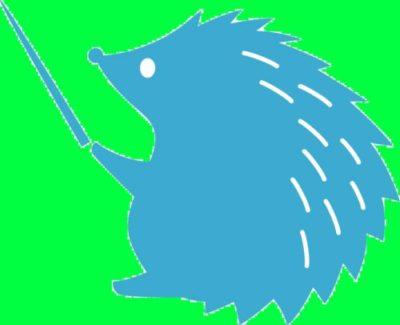 ハリネズミ(ロゴ)